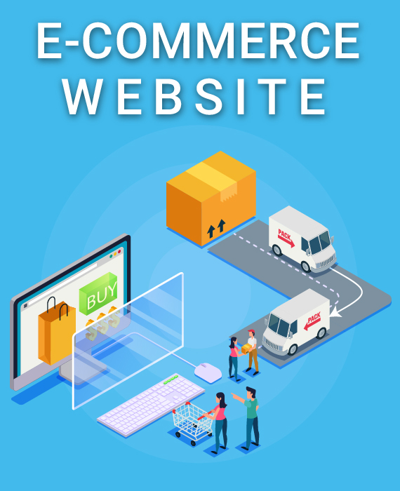 E-commerce Website designing company in pune