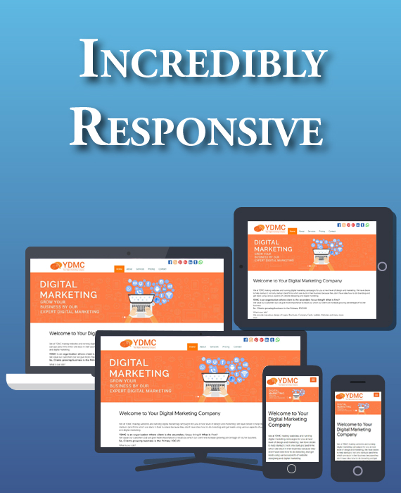 Responsive Website designing company in pune
