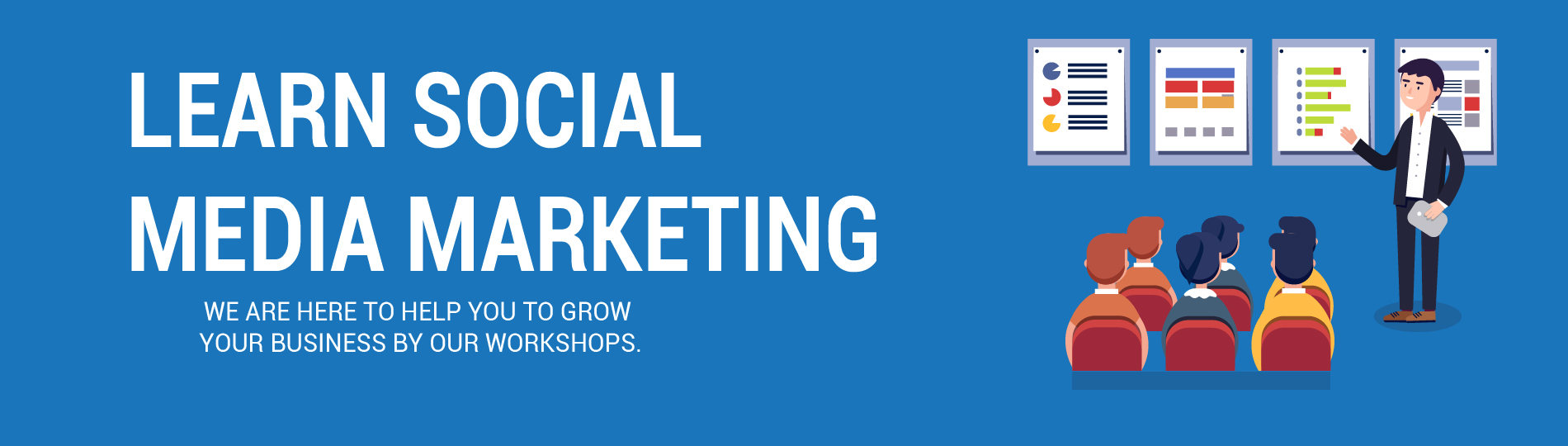 Learn Social Media Marketing in pune